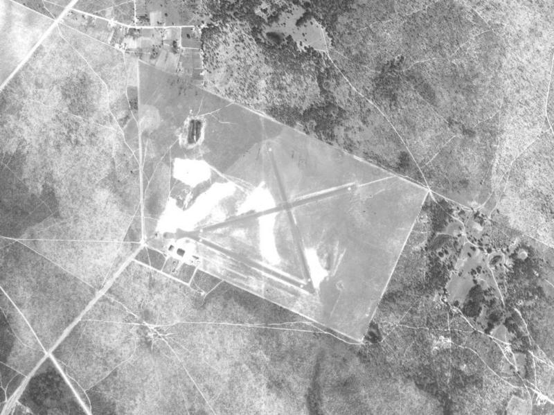 Hagler Field - 1940